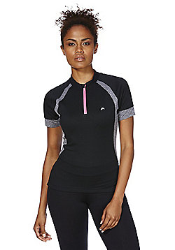 F&F Active Cycling Top - Black