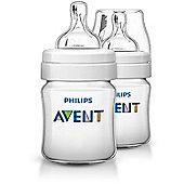 Philips Avent Classic+ Anti-Colic Bottle 260ml/9oz (2 Pack) SCF563/27