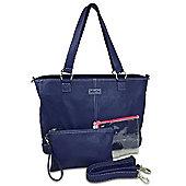 Mia Tui Emma Baby Changing Bag/Pram Bag - Navy