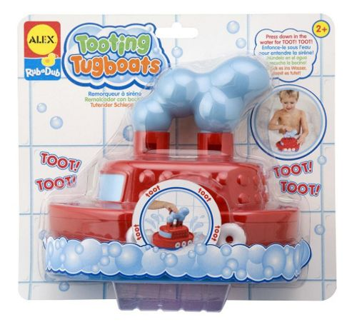 Alex Toys Tooting Tugboat
