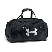 Under Armour Storm Undeniable 3.0 Small Duffel Sports Bag - Black
