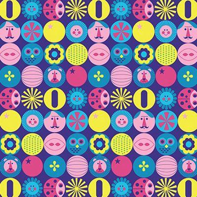 Ingela Wrap - Circles