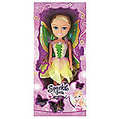 Sparkle Girlz - Green Pixie Fairy Doll