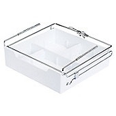 KitchenCraft Easy Add Under-Shelf Organiser Drawer 29cm x 28cm