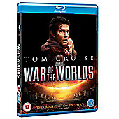 War of The Worlds Blu-ray