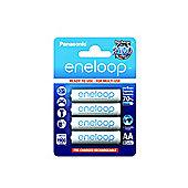 Panasonic Eneloop Rechargeable 1900mAh Batteries AA 4 pack
