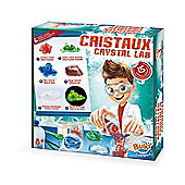 Crystal Lab Set with 15 Experiments