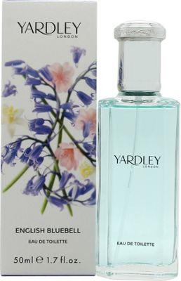 Yardley English Bluebell Eau de Toilette (EDT) 50ml Spray For Women