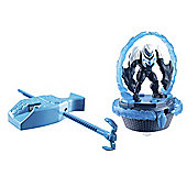 Max Steel Deluxe Turbo Battlers Turbo Strength Max Steel Figure