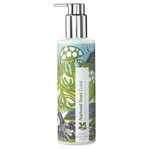 National Trust Coast Hand & Body Lotion