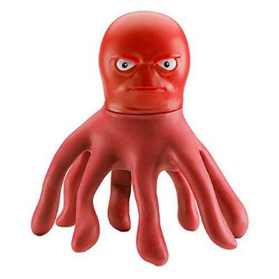The Original Stretch Armstrong Octopus - Red
