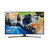 Samsung UEMU6400  inch Ultra HD 4K Smart TV - Silver