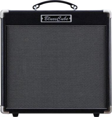 Roland Blues Cube Hot Black 30 Watt Tube Tone Guitar Amplifier