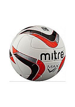 Mitre Max V12 Football - White