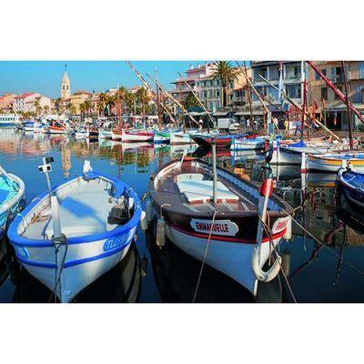 Harbour - Sanary-Sur-Mer 1500pc Puzzle