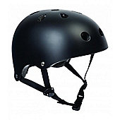 SFR Essentials Helmet - Matt Black - L-XL (57-60cm)