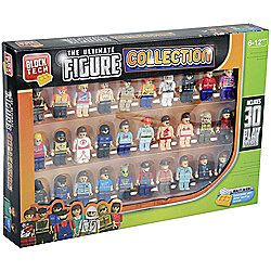 Block Tech the Ultimate Figure Collection (30 Figures)