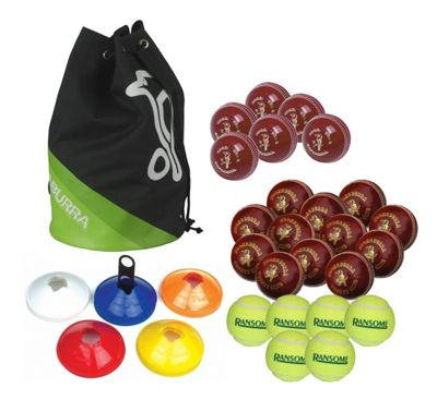 Kookaburra Cricket Coaching Pack 3, Youth