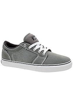 Etnies Barge Grey/Black/White Shoe - Grey