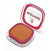 W7 Ebony Oil Blotting Pressed Powder Matte Finish-Deep