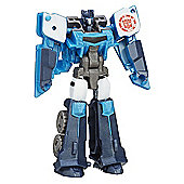 Transformers Robots In Disguise Legion Class Buzzard Strike Optimus Prime Figure