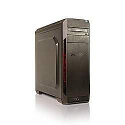 Zoostorm Voyager Desktop PC Tower AMD Ryzen 5 1TB WD HDD Windows 10 Radeon RX 580 8GB