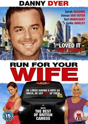 Run For Your Wife DVD