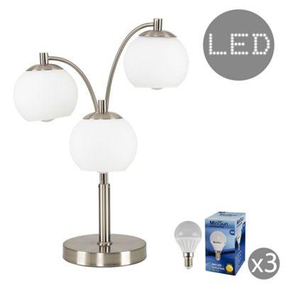 Dantzig 45cm 3 Way LED Table Lamp