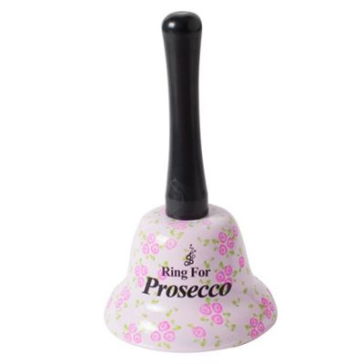 Ring for Prosecco Bell