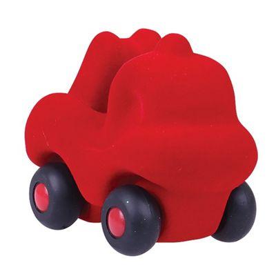 Rubbabu Micro Fireman Rubba Engine (Red)