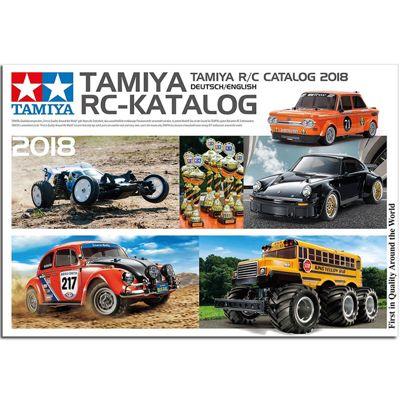Tamiya 992018 Tamiya RC Catalogue 2018