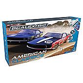 Scalextric Set C1362 American Classics Set
