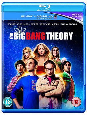 The Big Bang Theory: Season 7 (Blu-ray)