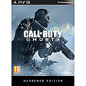Call Of Duty Ghosts- Hardened Edition (PS3)