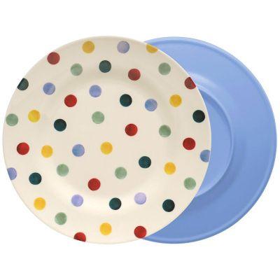 Emma Bridgewater Polka Dot 2 Tone Melamine Bowl 15cm