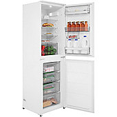 AEG SCK6181LLS 269litre Built-in Fridge Freezer LCD Display, Class A+
