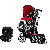 OBaby Chase Travel System (Crossfire)