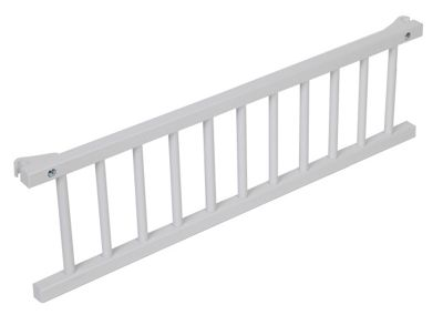 BabyBay Original Side Rail - White