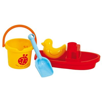 Gowi Toys Sand Set Boat