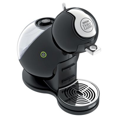 NESCAFE Dolce Gusto Melody III Manual Coffee Machine by De'Longhi, Black