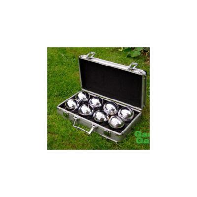 Garden Games Boules in a Metal Box