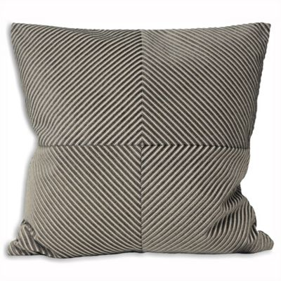 Riva Home Infinity Silver Cushion Cover - 55x55cm
