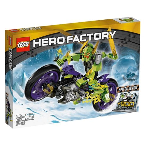 LEGO Hero Factory Speeda Demon 6231