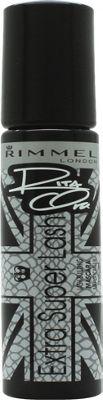 Rimmel Extra Super Lash Mascara 8ml - 101 Black
