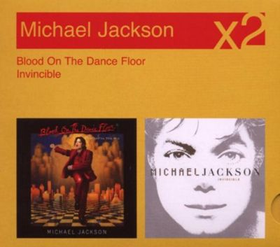 Blood On The Dancefloor/Invincible