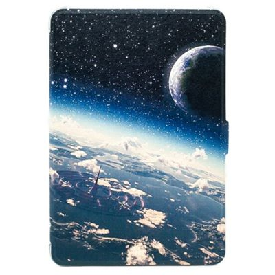 iPad Mini 1 / 2 / 3 TPU Space and Earth Themed Slimline Case - Multi