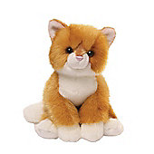 Gund Miles The Cat Plush Soft Toy