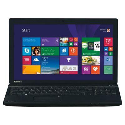 Toshiba Satellite C50D, 15.6'' Laptop, AMD A4, 8GB RAM, 1TB - Black