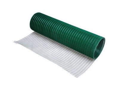Buy Pawhut PVC Coated Welded Wire Mesh Fencing Chicken Poultry ...