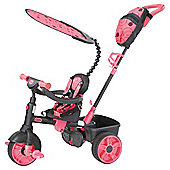 Little Tikes 4-in-1 Trike Neon Pink